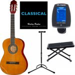 Startone Guitarra Clássica CG851 3/4 Classical Guitar Set