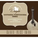 D'Addario SET CORDAS Guitarra Portuguesa Coimbra