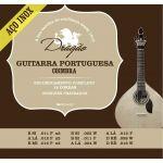 D'Addario SET CORDAS Guitarra Portuguesa Coimbra Aço Inox
