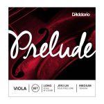 D'Addario Set Cordas Viola Prelude Long Scale J910 LM 16