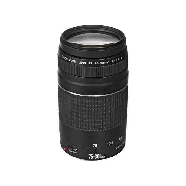 Objetiva Canon EF 75-300mm f/4-5.6 III