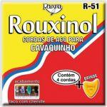 Rouxinol R51 Jogo Cavaquinho Brasileiro