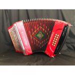 Organola Professionale Vermelha Concertina
