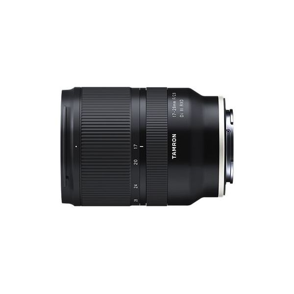 Objetiva Tamron 17-28mm f/2.8 DI III RXD para Sony E/FE