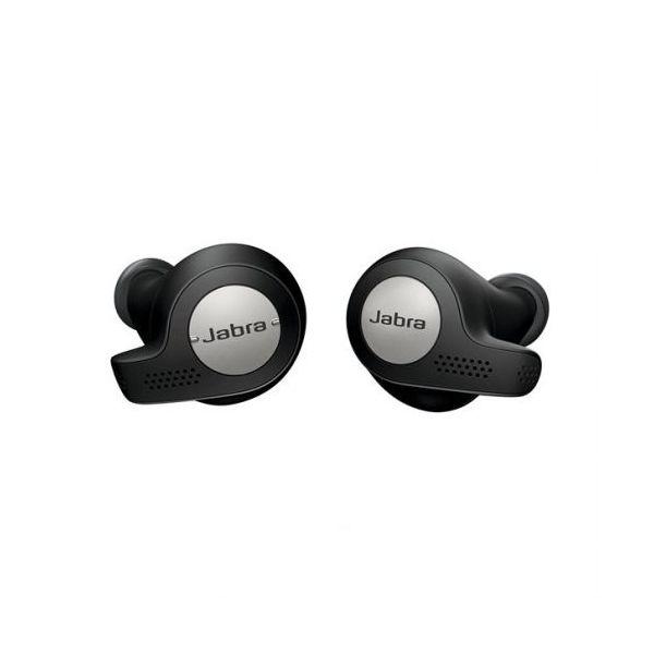 Jabra Auriculares Bluetooth Elite Active 65t Titanium Black