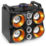 Fenton Sistema Som Portátil Amplificada 150w Party Station