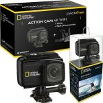 National Geographic Action Cam Explorer 4 + Arnes + 20 Acessórios + 2x Baterias + Power Bank Pack Fnac