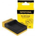 Patona Carregador USB para Nikon EN-EL14 - 151622