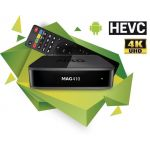 ProFTC Receptor UltraHD 4K Android TV IPTV Wi-Fi Set Top Box