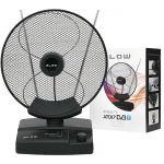 Antena Tdt Interior Amplificada 48DB - ATD9500