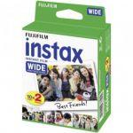 Fujifilm Pack 2×10 Instax Wide - 360022