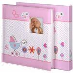 Henzo Album Cart Criança 60 Pag 28x30,5 cm 98405.12- Rosa Moments