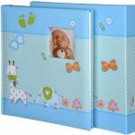 Henzo Album Cart Criança 60 Pag 28x30,5 cm 98405.07 Azul Moments