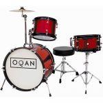 Oqan Percusion QPA-3 Junior Red