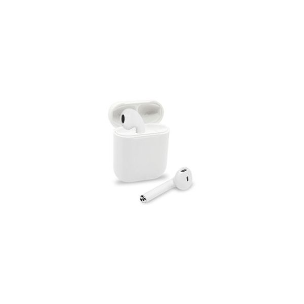 New Mobile Auriculare Bluetooth True Wireless i9S White