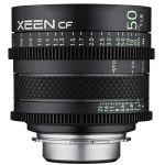 Objetiva Xeen 50mm T1.5 CF Sony E - CF50MSONY