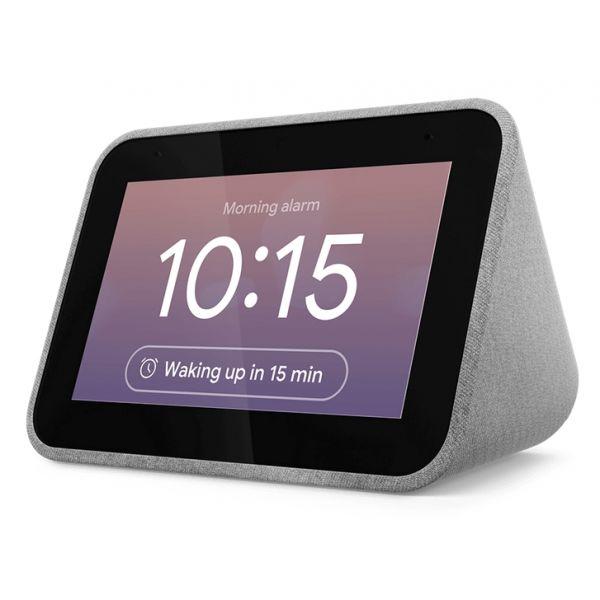 TV Lenovo Smart Clock com Assistente Google