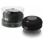 DIV Coluna Bluetooth Portátil com Ventosa 3W Preto IPX4 - EP124K