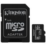 Kingston 32GB Micro SD SDXC Canvas Select Plus Class10 U1 - SDCS2/32GB