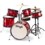 Stagg TIM JR 5/1 Red
