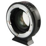 Viltorx NF-M43X 0.71X Anel Adaptador para Nikon G/D-Micro 4/3 - D165681