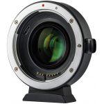 Viltorx EF-FX2 0.71X Anel Adaptador para Canon EOS/Fuji X-Mount - D158381