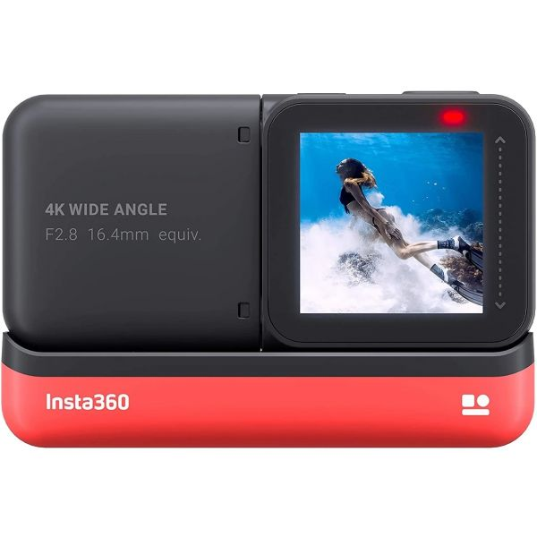 Action Cam Insta360 One R Edition 4k