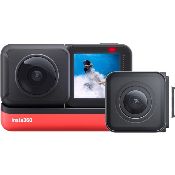 Action Cam Insta360 One R Twin Edition