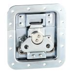 Adam Hall Hardware 172530 Butterfly Latch V3 Short Non Cranked 14 mm Deep