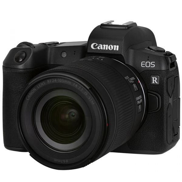 Canon EOS R + 24-105mm RF IS USM