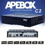 Apebox Receptor COMBO (DVB-S2 + DVB-T2/C) Full HD H.265 Ethernet