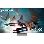 """TV Samsung 65"""" QE65Q800TAT QLED Smart TV 4K"""
