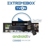 ExtremeBox TVON + Airmouse Android 4K