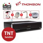 Thompson Kit Astra Canais Franceses TNT Sat