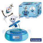 Lexibook Relógio Despertador Frozen