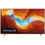 "TV Sony 55"" KD-55XH9096 Full Array LED Smart TV 4K"