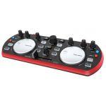 Kruger Matz Controlador DJ Compacto Usb Duplo
