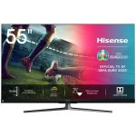 """TV Hisense 55"""" 55U8QF LED Smart TV 4K"""