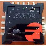 Fagor Central Multiswitch 5x8 SAT+TERR para 8 Receptores FMF 508