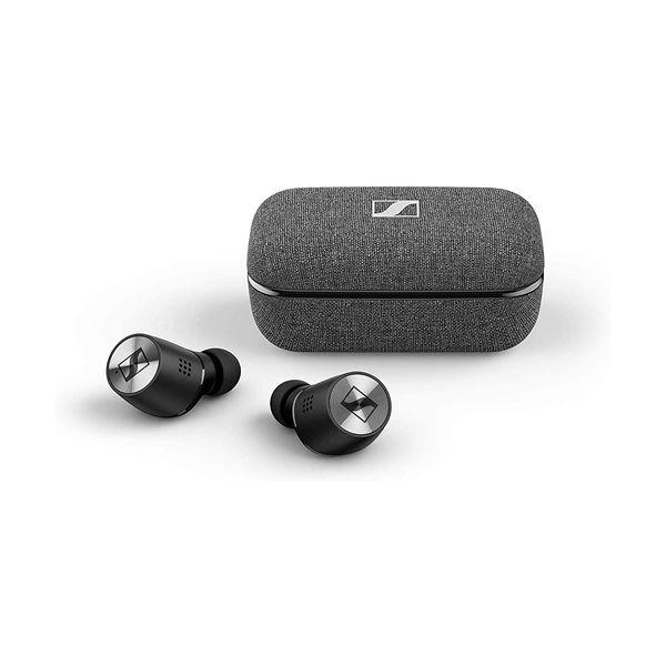 Sennheiser Auriculares TWS 2 Momentum Noise-Cancelling Black