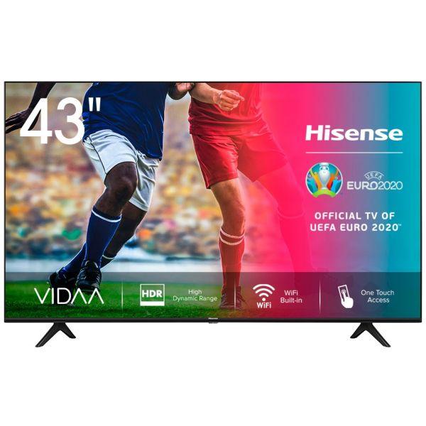 """TV Hisense 43"""" A7100F LED Smart TV 4K"""