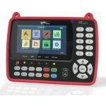 "JollyLine Medidor de Campo 4.3"" Multi Compact (DVB, Fibra Óptica) - 43988"