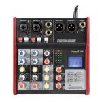 Fonestar Mesa Pro 04 Vias Citronic CSM-4 usb / Bluetooth - 5015972207093
