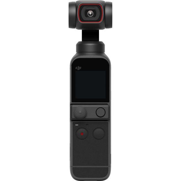 Action Cam DJI Pocket 2 Micro 4K Estabilizada 3 Eixos