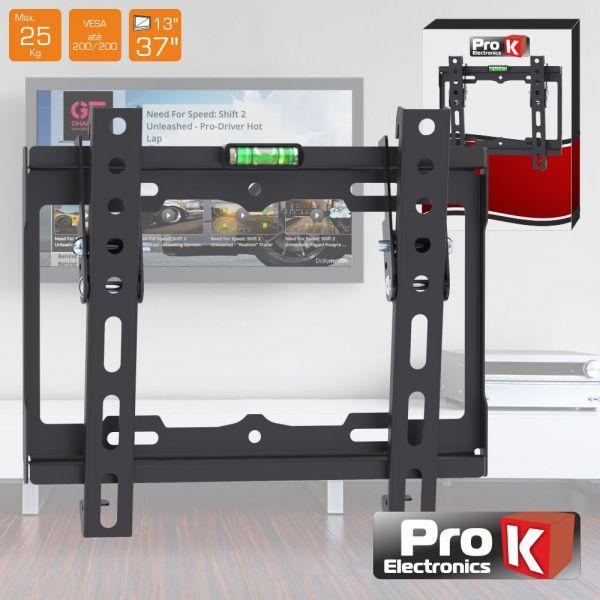 "ProK Electronics Suporte Lcd/led 13/37"" Vesa 200/200 25KG"