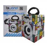 Biwond Coluna JoyBox Pocket Bluetooth 5W - 92384
