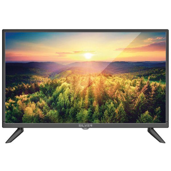 """TV Silver 24"""" LE411528 LED FHD"""