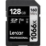 Lexar 128GB SDXC Professional UHS-I (1066X)