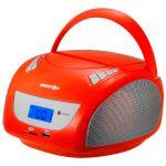 Brigmton Rádio Cd W-411-BT Mp3 usb Bluetooth
