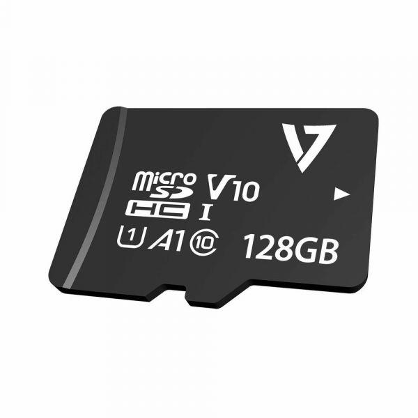 V7 128 GB Microsdxc Classe 10 UHS-III - VPMD128GU3